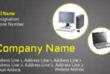 computer shop visiting card / computer shop visiting cards design online. Get 120 premium business cards 90/-. get your business cards at your doorstep.
