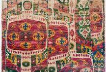 // Cultural textile inspiration // / Textiles. Artisanal. Textures. Patterns. Colours. Weaving. embroidery. indigenous...