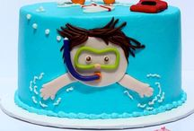 CAKES FOR BOYS / Cakes ideas for boys