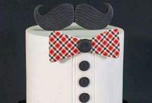 CAKES FOR MEN / Cake ideas for Men.
