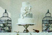 CAKE DISPLAY INSPIRATION / Creative cake display ideas