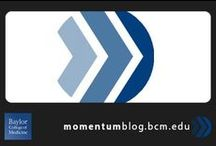 Momentum / Momentum is Baylor College of Medicine's blog that spans health news, medical education updates, healthcare, community, and events around Baylor College of Medicine.  / by Baylor College of Medicine
