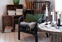 Upcycled Interiors - Autumn