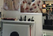 Salone / Alcune foto del salone di bellezza Bei Capelli Parrucchieri...