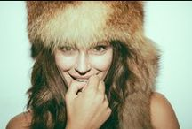 fur & leather hats / The most beautiful and luxury fur and leather hats made by polish brand GENA