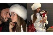 celebrities wear fur