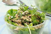Salad hmm :)