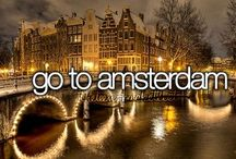 I ❤️ Amsterdam and the Netherlands / This is all about my beloved Amsterdam the place where i was born and the rest of the Netherlands. Pple, views, architecture, sea, food, flowers, well anything related to this lovely country.