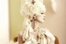 Rococo Inspired Fashion / Rococo inspired fashion