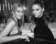 Gigi Hadid~Kendall Jenner
