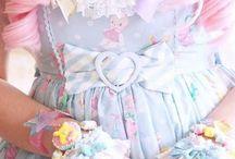 Lolita & Japanese Street Fashion / ~ I just love Japanese Lolita fashion ~