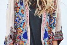 Tribal jackets