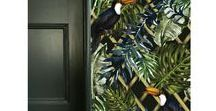 Charlotte Jade Lifestyle Shots / The use of Charlotte Jade Wallpaper in recent property developments.