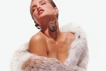 <Lady Luxury - Fabulous Furs> / The lady is wrapped in soft very expensive and fabulous fur. It defenitily belongs to her lifestyle.