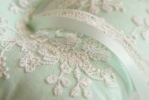 @**Soft Shades of Mint and Cream**@