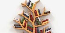 Books, Kitaplık