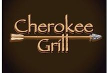 Cherokee Grill / Events, Food and People at Cherokee Grill.