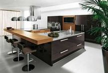 Amazing Kitchens / A selection of some of the most amazing kitchen designs that we can find.