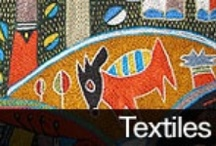 Textile Inspirations / Images of global textiles to inspire my surface design and compositions.