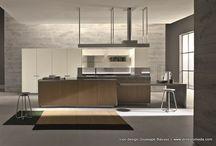 Ernestomeda Icon / Icon kitchen designed by Giuseppe Bavuso for Ernestomeda