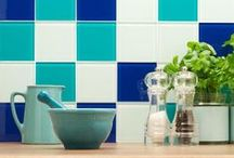 Simply Stunning Tiles / Stunning tiles to complement your new kitchen.
