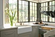 Window Splashback / Put your kitchen in a good light with a window splashback!