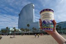 """Travel with Daybreak / Where has your """"Daybreak Coffee"""" been"""