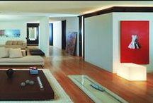 Octubre Apartamentos / Intervenciones arquitectónicas que aprovechan el espacio interior resaltando la calidad en los detalles y acabados.