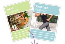 Fitness Journey / Follow these 4 participants and Venus on their journey towards #health and #fitness goals. Expert recipes and #nutrition advice