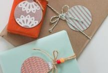 Gift Wrapping / by LedaDesign