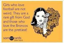 Broncos / by Kendall Curry