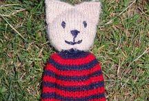 TRICOT LAINE / en tricot, en laine