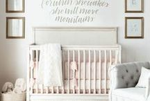 Nursery Inspiration for Girls