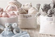 Registry Must-Haves / Think small. Dream big. Everything you need to create the perfect nursery.