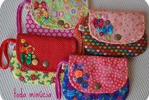bags and purses / by Debbie von Grabler-Crozier