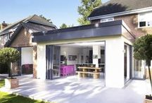 Kitchen Extensions / Why not extend your kitchen and create an awesome living space?