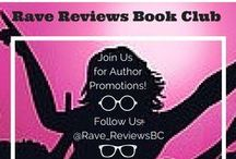 Rave Reviews Book Club Members Books / A place to showcase all of the great books by Rave Review Book Club Members. / by Sara F. Hathaway