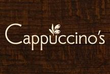 Cappuccino's / Events, Food and People at Cappuccino's. Knoxville's Finest Italian Restaurant.