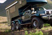 Motorhome / caravans motorhome trailers