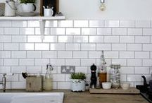 My dream kitchen / On this board you'll find all my dream kitchen ideas that I am saving for my future kitchen. Follow me on my way to my dream house.
