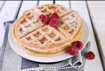 B R E A K F A S T I N S P I R A T I O N / Inspiration rund um's Frühstück