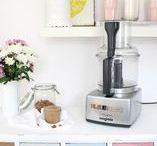Küchengeräte / Alles was man in der gesunden Küche an Gerätschaften haben sollte (oder möchte).