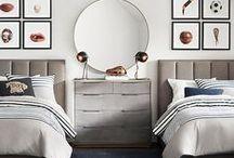 Modern Boy's Bedroom Ideas