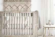 Rustic Modern Nursery Inspiration