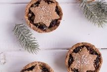 Healthy Christmas Recipes / My recipe collection of healthy Christmas dishes such as hot chocolate and cookies.
