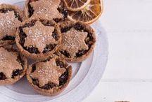 Gesunde Weihnachts-Rezepte / Hier findet ihr eine Sammlung meiner liebsten gesunden Weihnachtsrezepte. Alle frei von raffiniertem Zucker, Gluten und Milcherzeugnissen.