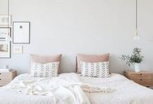 Bedroom Interior / Because sleep is just as important as nutrition and exercise.