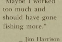 Legends of Jim Harrison