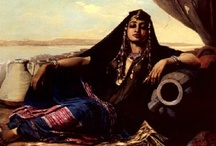 The Orientalist / For decades Orientalism was an art market backwater. Paintings by a cadre of Western artists, as Delacroix, Renoir and Matisse portrayed exotic or eroticized scenes of Middle Eastern life: scantily clad nubile women, bare-bottomed snake charmers and stoned-out turbaned men splayed around hookahs.  The King of Morocco, the Sultan of Oman and the Qatari Emir all have substantial Orientalist collections.  the works constitute their heritage, living history captured by respectful, awed travelers