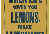 Si La vida te regala limones.....